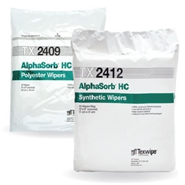 Picture of AlphaSorb® HC Dry Cleanroom Wipers, Non-Sterile