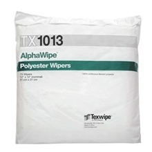 Picture of AlphaWipe® TX1013 Dry Cleanroom Wipers, Non-Sterile