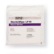 Picture of Vectra® Alpha® 10 TX3212 Dry Cleanroom Wipers, Sterile
