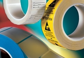Picture of Custom Cleanroom Labels