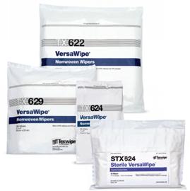 Picture of VersaWipe® Dry Nonwoven Cleanroom Wipers, Sterile, Non-Sterile