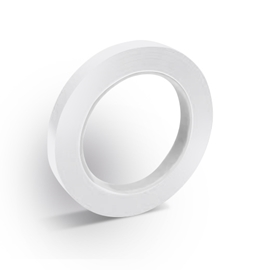 """LDPE / Synthetic Rubber Cleanroom Adhesive Tape, 1/2"""" Width"""