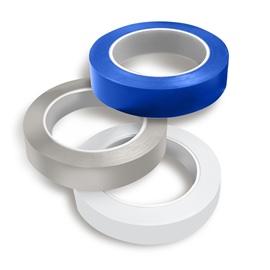 "LDPE / Acrylic Cleanroom Adhesive Tape, 1"" Width"