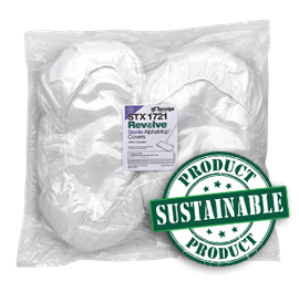 REVOLVE AlphaMop™ Sustainable Integrated Covers/Pads, Sterile STX1721